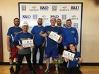 400 compete in charity dodgeball tournament