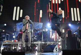 The Who launches residency at Caesars Palace