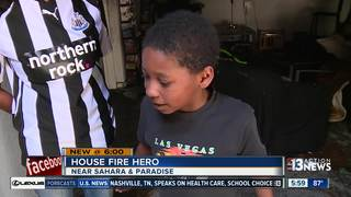UPDATE: School helps family impacted by fire