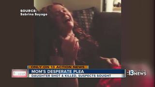 Mom pleads to find those who killed daughter