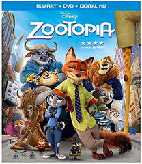 Write says Disney stole 'Zootopia'