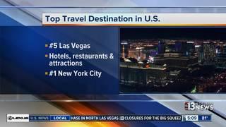 TripAdvisor finds Vegas among top destinations