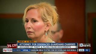 CONTACT 13: Lawyer in guardianship case charged