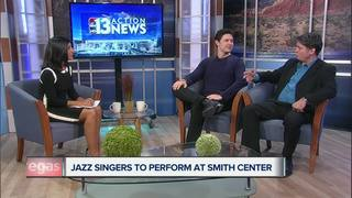 Daniel Emmet, Philip Fortenberry at Smith Center