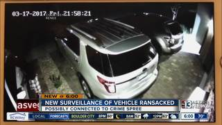 CAUGHT ON CAMERA: Mountain's Edge car break-ins