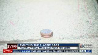 Nevada bill would lead to plastic bag ban
