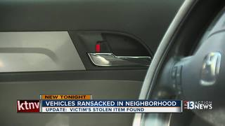 Man gets French horn back after car burglary