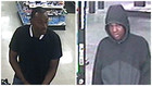 LVMPD seeks two suspects in robbery, stabbing