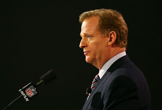 Goodell turns down stadium project in Oakland