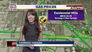 Cheapest gas prices for March 27