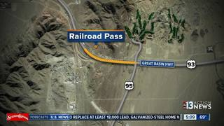 Lane restrictions on US 93 this week