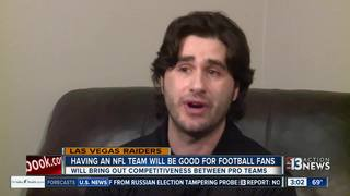 Sports writer: Having NFL team good for fans