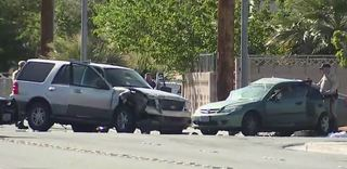 Minor in stable condition after Tuesday crash