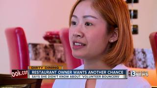 Weera Thai owner sorry for Dirty Dining debacle