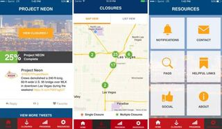 Project Neon mobile app unveiled