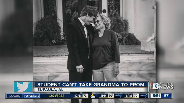 Student Invites Grandma To Prom, School Bans Her