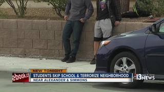 Neighbors: Cheyenne students terrorizing street