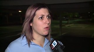 Woman says purse snatchers followed her home