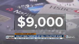 CONTACT 13: Fighting against collection scams