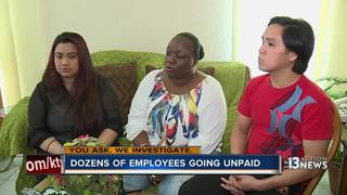 YOU ASK: Assisted living employees not paid