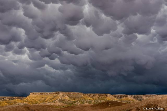 PHOTOS: Weather photos from around Las Vegas