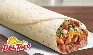Del Taco celebrates National Burrito Day