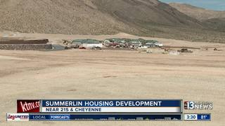 New Summerlin development breaking ground