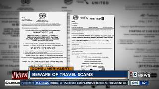 CONTACT 13: Travel scams heading into summer