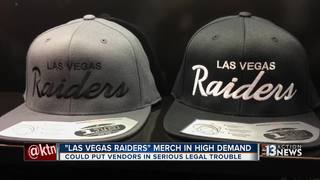 How to spot counterfeit Raiders merchandise