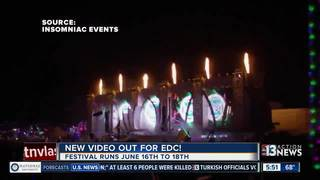 Official trailer released for 2017 EDC