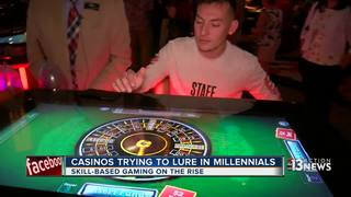 A new type of gambling to attract millennials