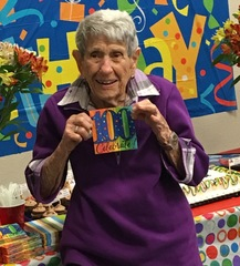 Vegas resident celebrates 100th birthday