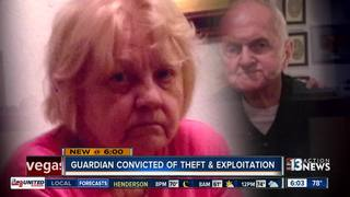 CONTACT 13: Conviction in guardianship case