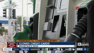 Credit card thieves strike in Mountain's Edge