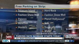 Free parking on LV Strip you may not know about