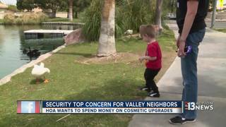 Desert Shores residents say safety bigger issue