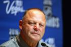 Vegas Golden Knights announce coach