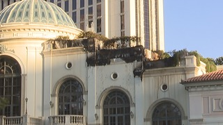 Bellagio fire caused by faulty light fixture