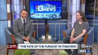 Josh Bell reviews 'The Fate of the Furious'