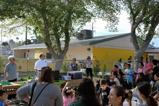 School gets special cooking demonstration