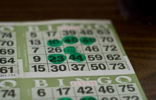And you thought bingo was boring