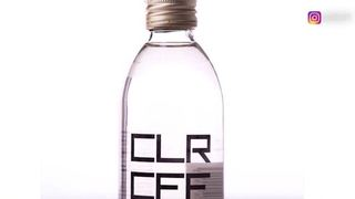 Clear coffee aims to not stain teeth