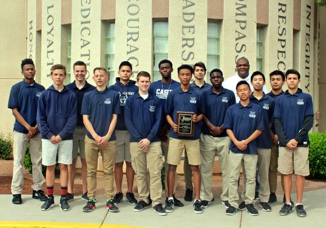Coral Academy team wins academic competition