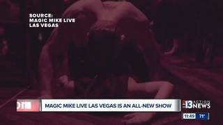 Magic Mike performers talk about new Vegas show