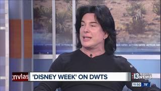 Frank Marino recaps DWTS 'Disney Week'
