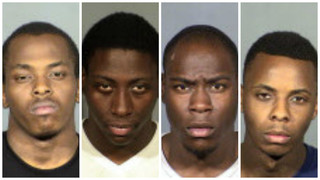 4 arrested in 16 armed robberies around valley