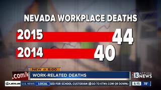 CONTACT 13: On the job fatalities in Nevada