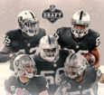 Ranking the Raiders' best NFL draft picks