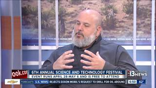 Las Vegas Science and Technology Fesitval