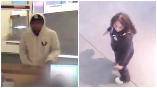 Police seek 2 who dropped woman off at hospital